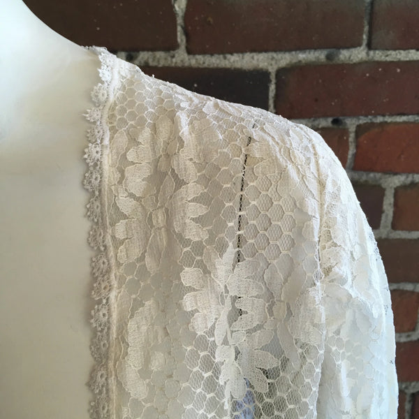 Antique Edwardian Top