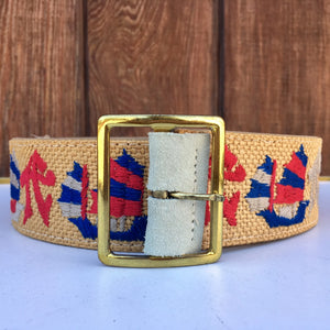 Nautical Belt
