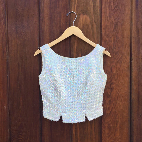 Beaded Shell Top (available in multiple styles)