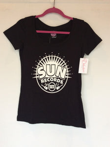 Steady Short Sleeve Sun Records T-shirt