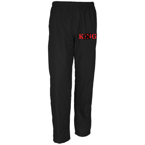 King B. Brand Men's Wind Pants