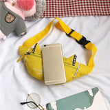 Mini Cute Cat Ear Waist Bag