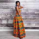 SUNGIFT Maxi Dress