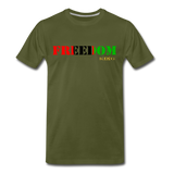 Freedom Premium T-Shirt - olive green