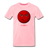 Cool, Streetwear Mad Emoji Short-Sleeve Unisex T-Shirt - The Indy City - King B. - pink