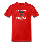 Director's Premium T-Shirt - red