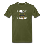 Director's Premium T-Shirt - olive green