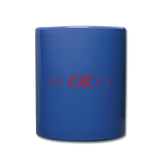 King B. Brand Full Color Mug - royal blue