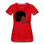 House Head Women's Premium T-Shirt - red
