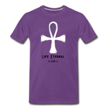 Life Eternal Premium T-Shirt - purple