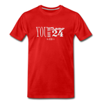 Same 24 Premium T-Shirt - red