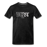 Same 24 Premium T-Shirt - charcoal gray