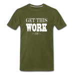 King B. Premium T-Shirt - olive green