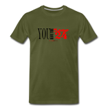 24 R&B Premium T-Shirt - olive green