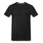 King B. Brand Conservative Premium T-Shirt - black