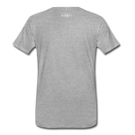 King B. Brand Conservative Premium T-Shirt - heather gray