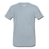 King B. Brand Conservative Premium T-Shirt - heather ice blue