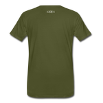 King B. Brand Conservative Premium T-Shirt - olive green
