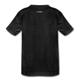 King B. Brand Conservative Children's Premium T-Shirt - charcoal gray