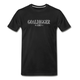 King B. Goaldigger Premium T-Shirt - black