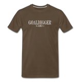 King B. Goaldigger Premium T-Shirt - noble brown
