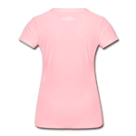 King B. Power (Mandarin) Women's Premium T-Shirt - pink