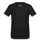 King B. Power (Mandarin) Premium T-Shirt - black
