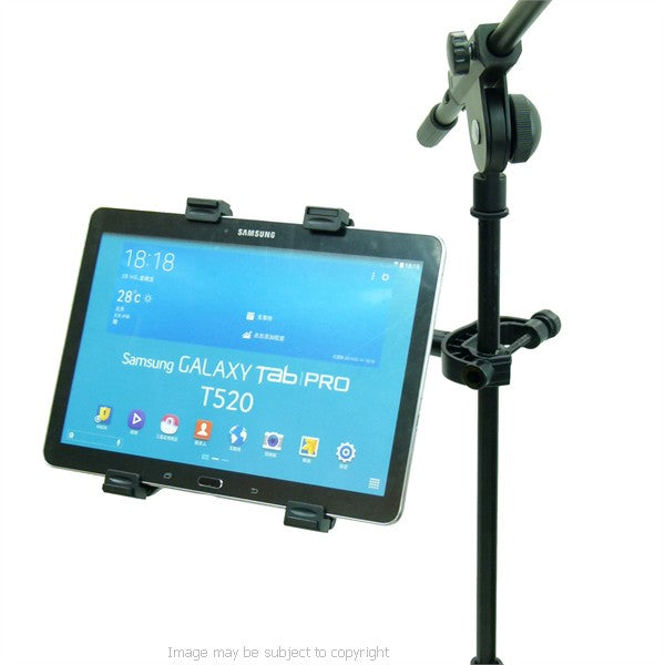 Music Microphone Stand Holder for Samsung Galaxy Tab PRO 10.1 (sku 20084)