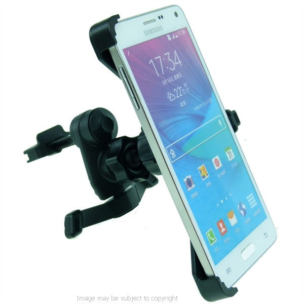 Dedicated Easy Fit Car Air Vent Mount Phone Holder for Samsung Galaxy Note 4 (sku 21014)