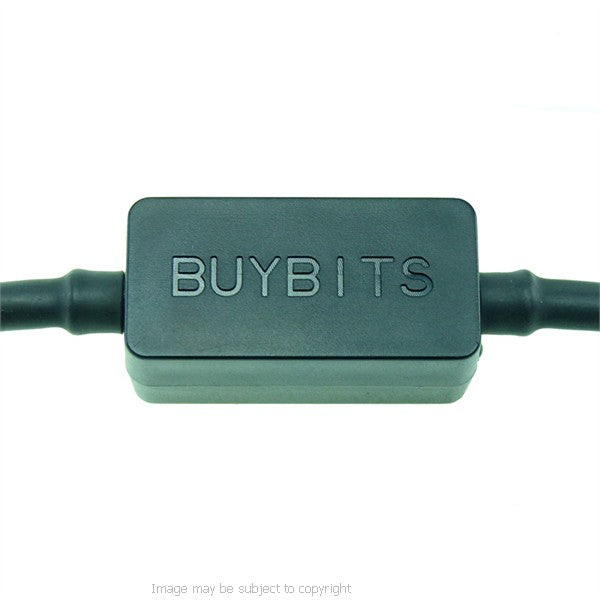 BuyBits High Power Hella - DIN - BMW Style power connector for Apple iPhone 8 (sku 37904)