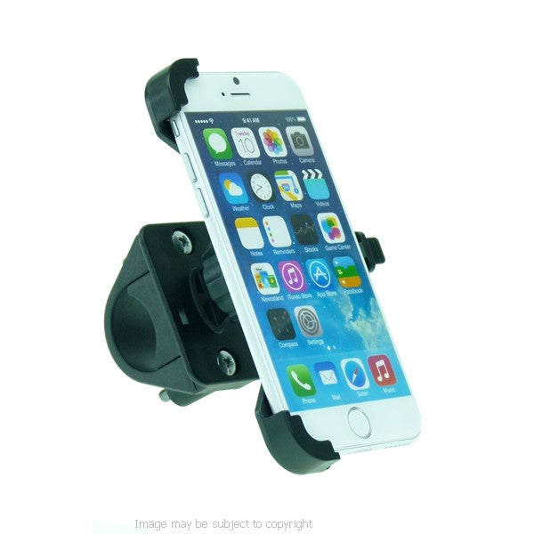 High Power Hardwire Dedicated iPhone 7 4.7 Motorcycle Handlebar Mount (sku 45129)