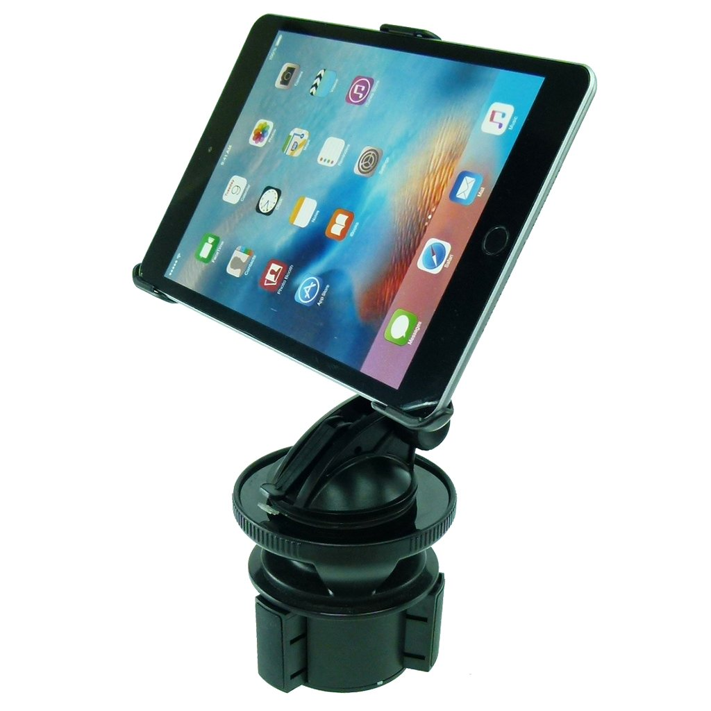Dedicated Cup Holder Car Mount for Apple iPad Mini 2019 (sku 50566) - BuyBits Ltd UK