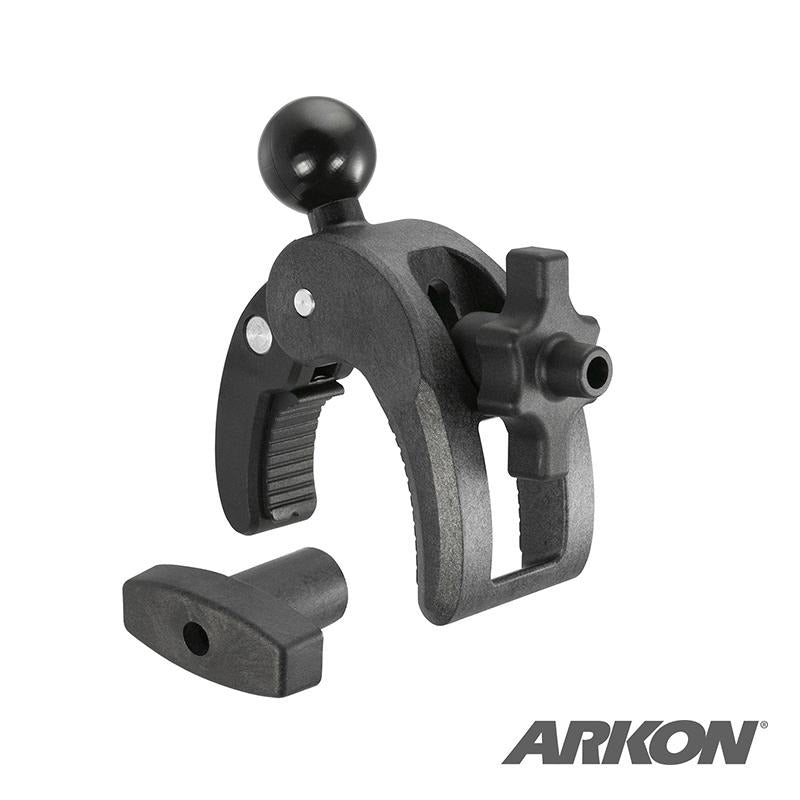 Robust Golf Trolley Clamp Adjustable Mount for Mobile Devices (sku 50161) - BuyBits Ltd UK