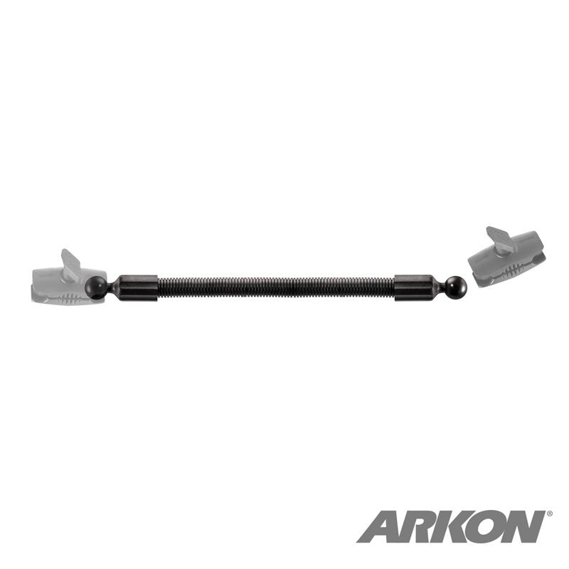 Arkon SP25EXT2515 15.5 inch Double Socket Arm Extension Pole with 25mm (1 inch) Ball Ends (sku 50216) - BuyBits Ltd UK
