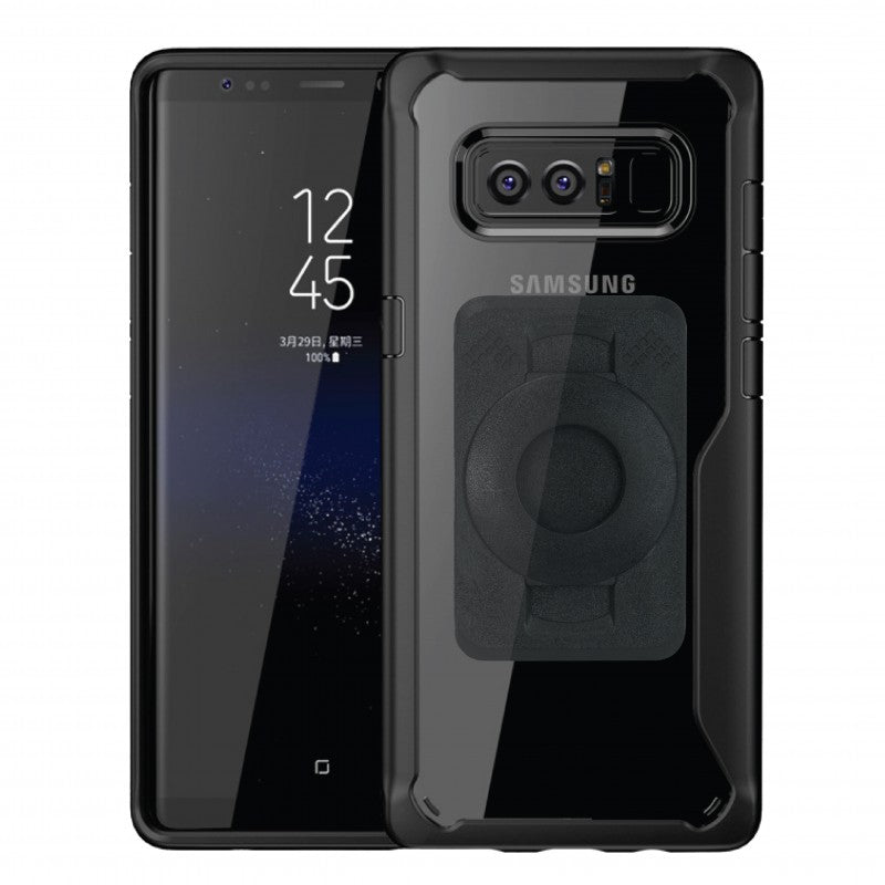 Crossbar mount & TiGRA NEO LITE Case for Samsung Galaxy NOTE 8 (sku 45471)