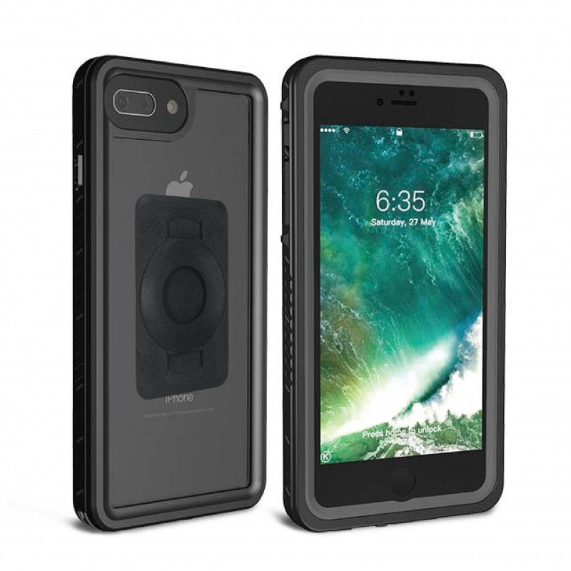 Compact Crossbar mount & TiGRA DRY Case for iPhone 7 PLUS (sku 45542)