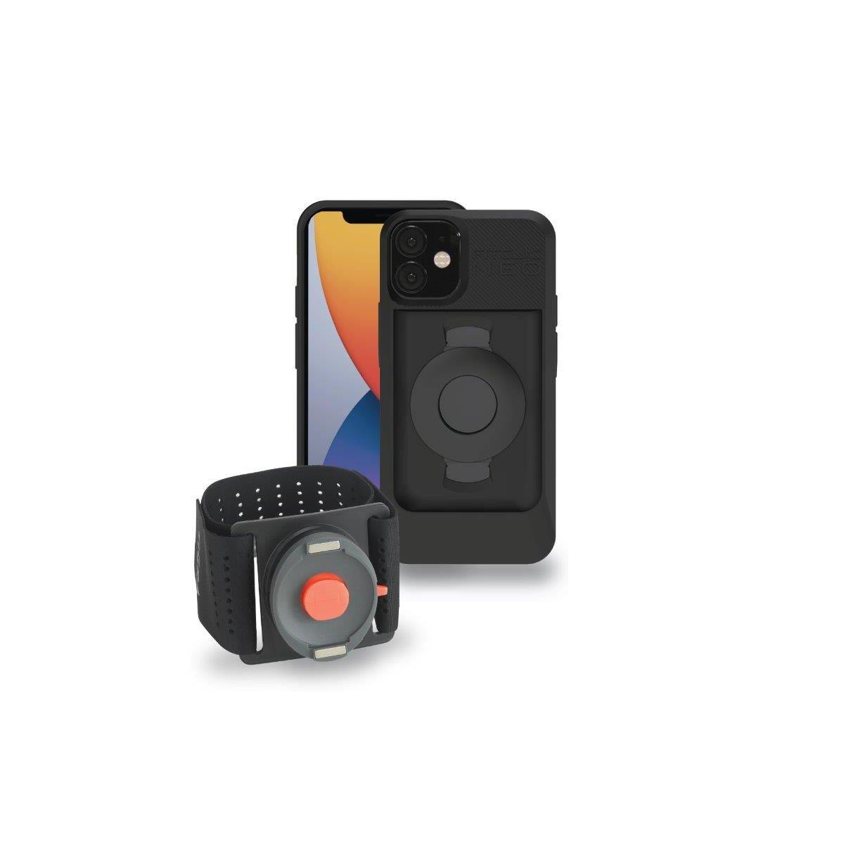 "FitClic Neo Kit Running for iPhone 12 Mini (5,4"") - BuyBits Ltd UK"