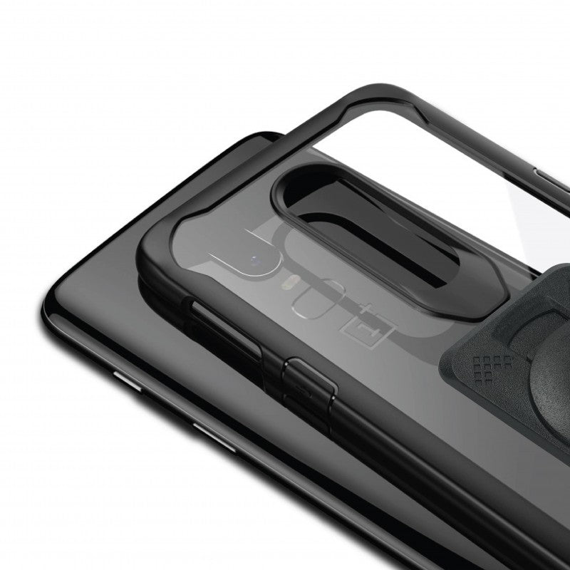 Compact Crossbar mount & TiGRA NEO LITE Case for OnePlus 6 (sku 45511)