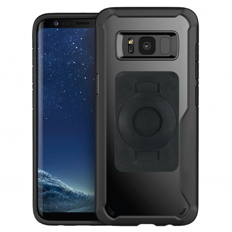 Extended Crossbar mount & TiGRA NEO LITE Case for Samsung Galaxy S8 (sku 45479)