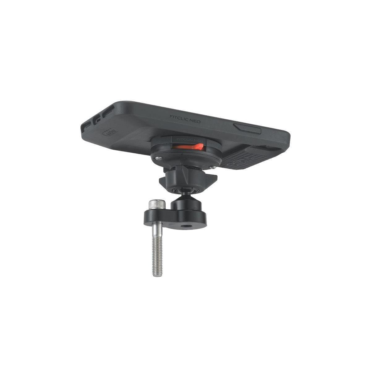 "FitClic Neo Motorcycle Pin Mount Kit for iPhone 12 Mini (5,4"") - BuyBits Ltd UK"