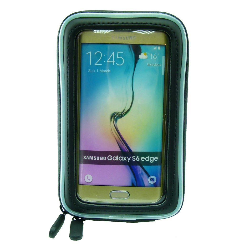 Arkon Waterproof Case for Samsung Galaxy S6 Edge with 25mm Socket Adapter (sku 36046)