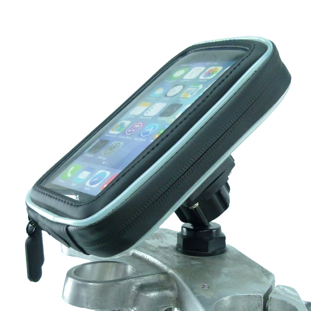 Motorcycle BMW,  Kawasaki, Triumph, Yamaha Yoke (40) Nut Mount for iPhone 7 (sku 36121)