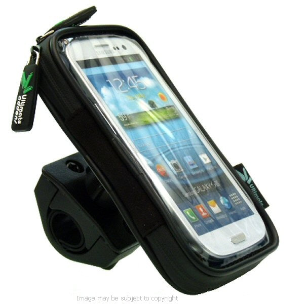 Waterproof Galaxy S4 GT-i9500 Motorcycle Bike PRO Mount (sku 16794)