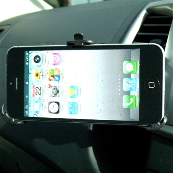 Apple iPhone 5S 'Easy Fit' Car Air Vent Mount (sku 17589)