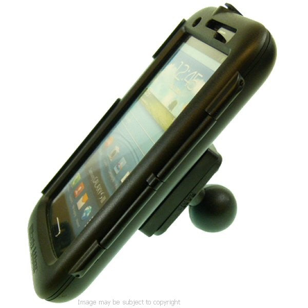Waterproof Tough Case for Samsung Galaxy S3 GT-i9300 fits Motorcycle Mounts (sku 15751)