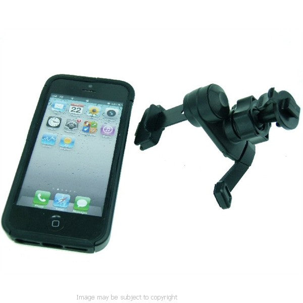 Apple iPhone 5S 'Easy Fit' Anti-Shock Impact Air Vent Mount (sku 17559)