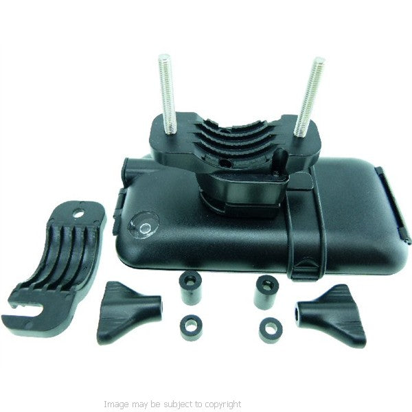 TiGRA BikeCONSOLE Waterproof iPhone 4 Motorcycle Powered Mount Kit (sku 16376)