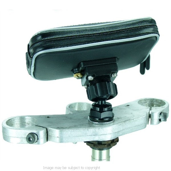 BuyBits Motorcycle Yoke 50 Nut Cap Mount Samsung Galaxy S10 (sku 44363)