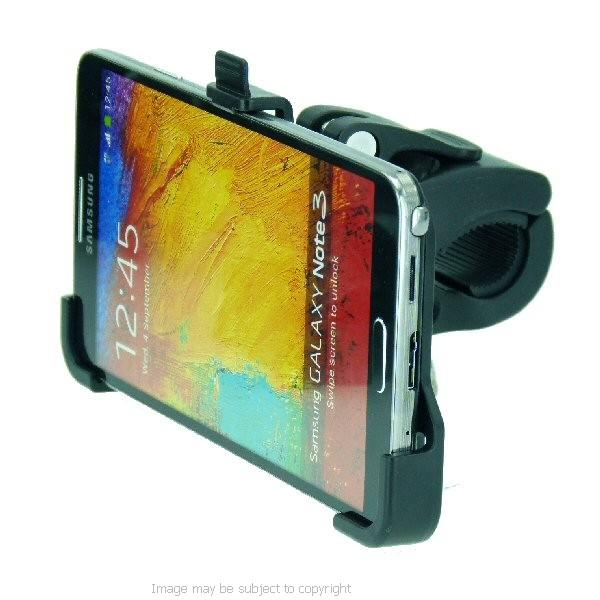'Quick Fix' Motorcycle Bike Mount For Samsung Galaxy Note 3 (sku 18549) - BuyBits Ltd UK