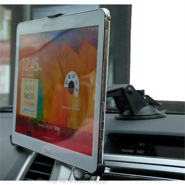 Dashboard - Desk Suction Mount for Galaxy Note 10.1 2014 version (sku 19357)